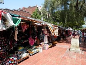 El Pueblo de Los Angeles - Olvera Street