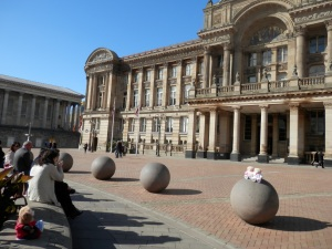 Birmingham Museum and Art Gallery, Victoria Square