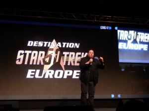 Greg Grunberg (Commander Finnegan, Star Trek Beyond) - MC for the ceremony