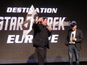 Walter Koenig (Pavel Chekov, Star Trek Original Series)