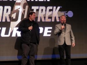 George Takei (Lieutenant Hikaru Sulu, Star Trek Original Series)