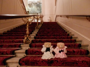 Royal Opera House, Grand Staircase