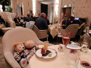 Chocolate Afternoon Tea at the Langham