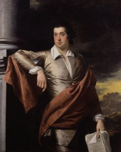 Thomas Day by Joseph Wright of Derby (1770); National Portrait Gallery, London