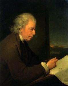 Portrait of John Whitehurst, by Joseph Wright of Derby