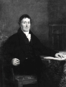 Portrait of William Murdoch