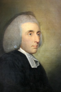 Portrait of William Small, by Tilly Kettle