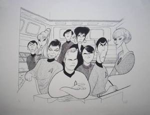 Star Trek, The Original Crew