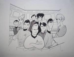 Star Trek, The Original Crew