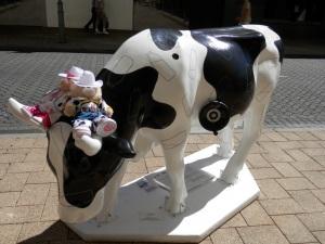 Commodity Cow Artist: Lisa Dymond