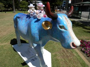 Laozi's Cow and the Excellence of Water Artist: Gregory Pryor