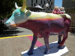 Pop Colour Cow Artist: Penny Coss