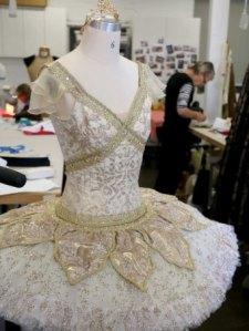WA Ballet, The Nutcracker (2016) Sugarplum Fairy Costume