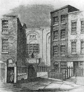 The Great Music Hall in Fishamble Street, Dublin