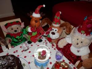 A Cherry Christmas Feast