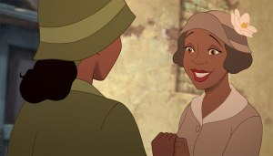 Tiana's Mum (voiced by Oprah)