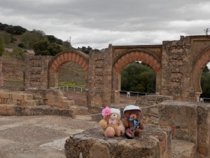 Pórtico de Madinat al-Zahra, Córdoba