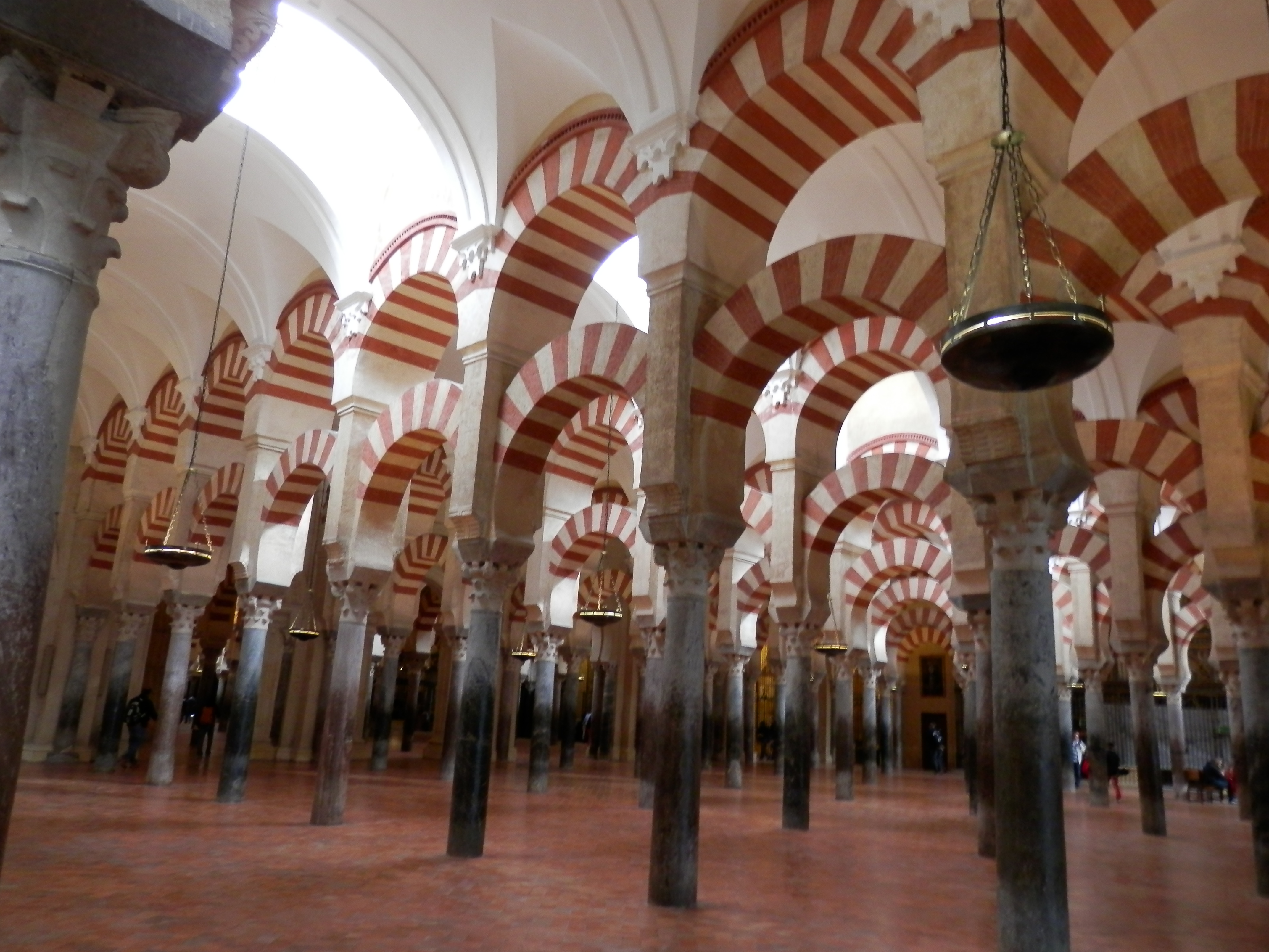 the great mosque of cordoba Great mosque of córdoba interior, great mosque of córdoba, spain, begun 785 alfonso gutierrez escera/ostman agency córdoba was probably carthaginian in origin and was occupied by the romans in 152 bc.