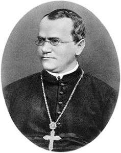 1865: Czech monk Gregor Mendel publishes his research on inheritance, but the importance of his work is not recognized for 35 more years.