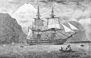1831: Darwin leaves on a five-year around-the-world journey on the HMS Beagle.