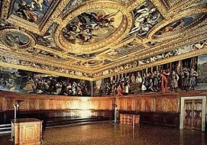 Palazzo Ducale, Sala Consiglio dei Dieci