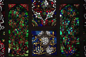 Süleymaniye Mosque - window detail