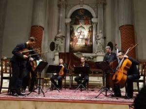 Interpreti Veneziani in the Chiesa San Vidal