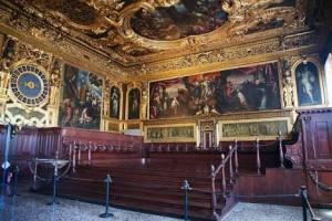 Palazzo Ducale, Sala del Senato