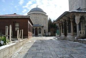 Süleymaniye Mosque - Mausoleum of Hürrem Sultan (P. Blessing)