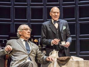 Ian McKellen and Patrick Stewart are once again the perfect pair, bringing their natural synergy to the stage