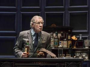 Ian McKellen is side-splitting as the opportunistic and hopeful Spooner