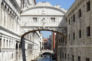 Palazzo Ducale, Bridge of Sighs