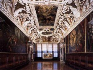 Palazzo Ducale, Sala delle Quattro Porte