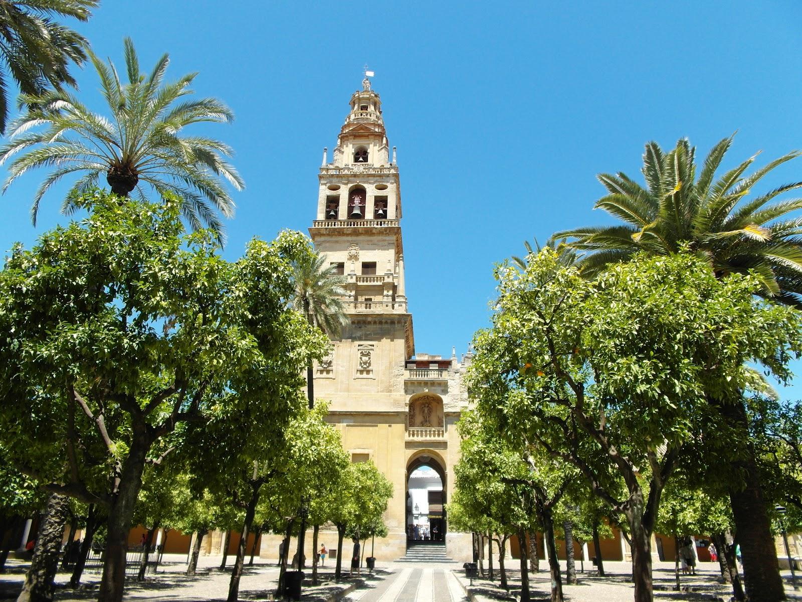 The Great Mosque of Córdoba  pufflesandhoneyadventures