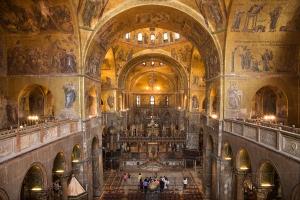 St. Mark's Basilica aka Chiesa d'oro