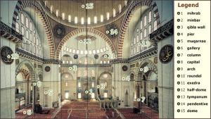 Süleymaniye Mosque - Legend
