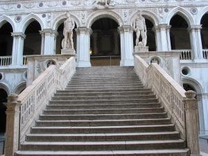 Palazzo Ducale, Scala dei Censori