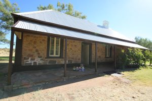Station Master Residence - Alice Springs Telegraph Station