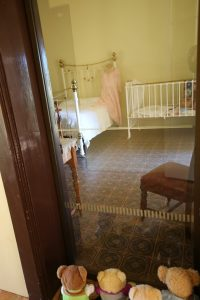 Shared bedroom, Station Master Residence - Alice Springs Telegraph Station