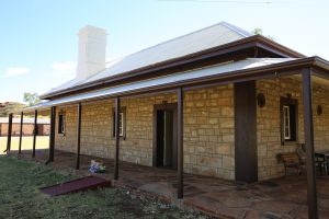 The Barracks - Alice Springs Telegraph Station