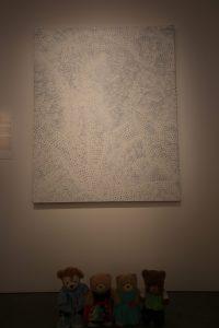 Infinity Nets 2000, by Yayoi Kusama