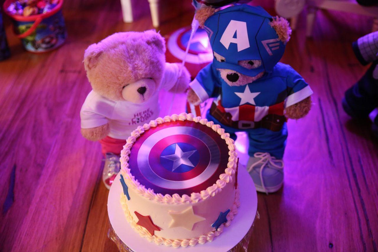 Beary Avengers Assemble
