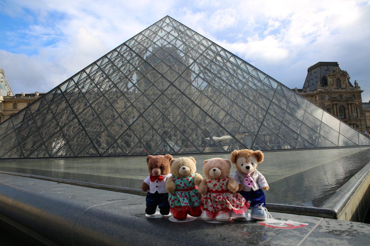 EOS: A Night at the Louvre – Leonardo daVinci