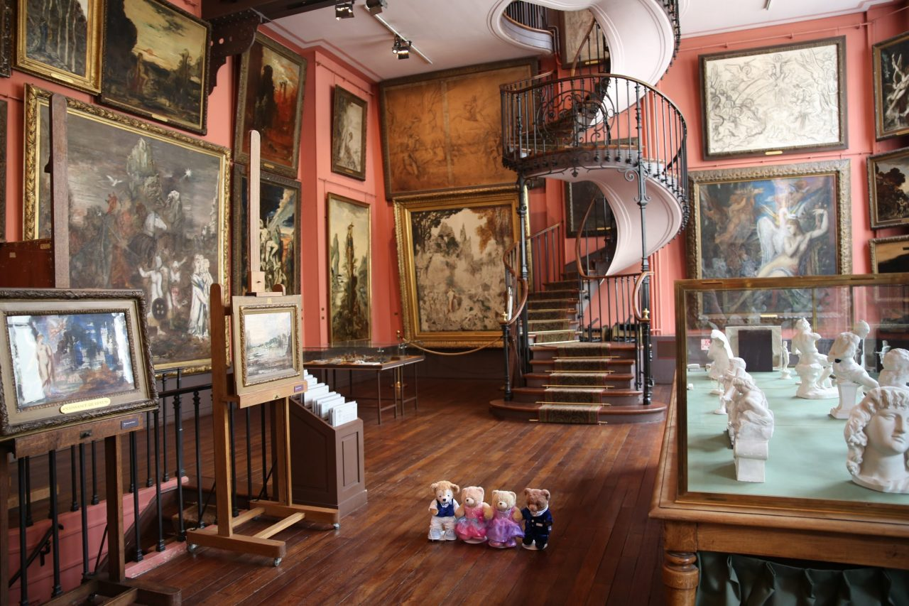 Musée National GustaveMoreau