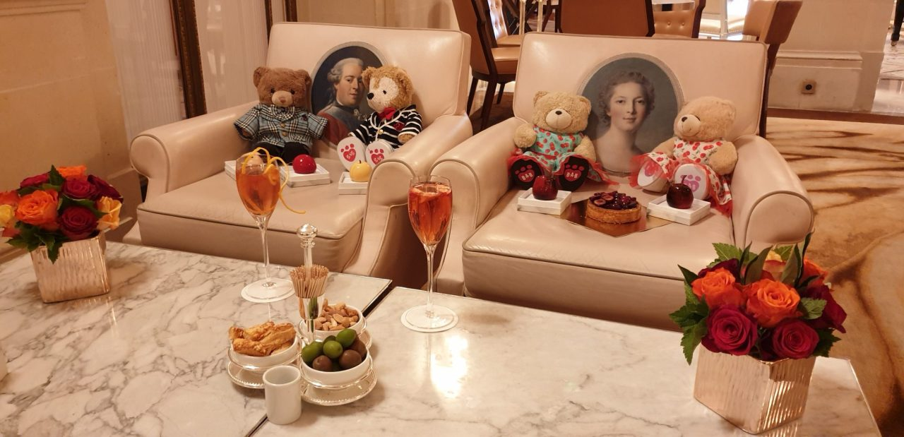 The Beary Art of the Afternoon Tea🍒