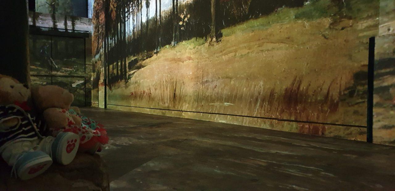 Van Gogh @ Atelier desLumières