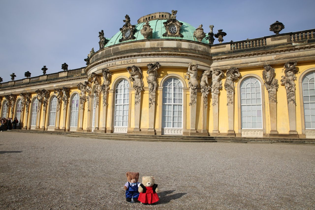 A Royal Day at Sanssouci