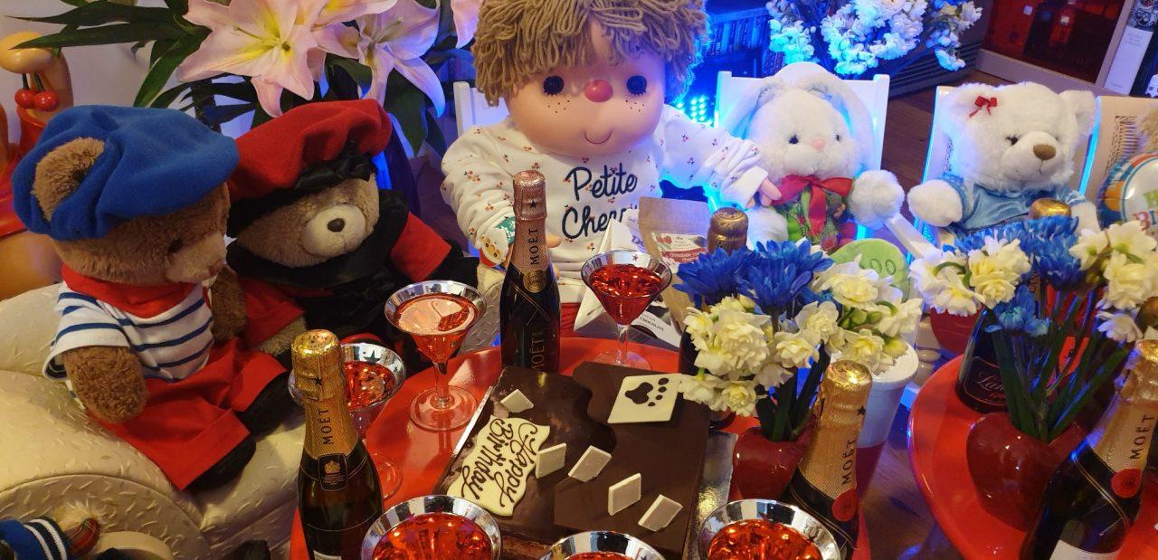 Little Puffles' Birthday PicnicWeek