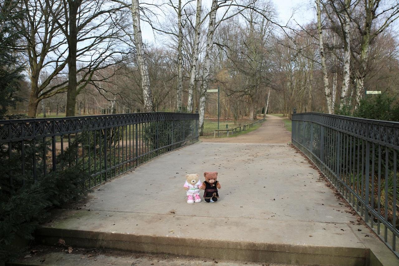A Stroll inTiergarten