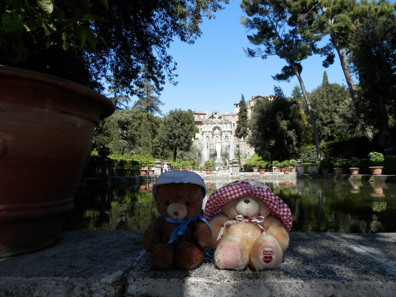 The Exquisite Fountains of Villad'Este
